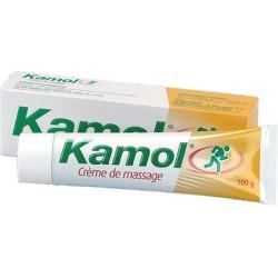 Kamol Crème de massage Tube de 100 g