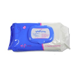 Baby Look® 72 Lingettes nettoyantes