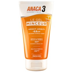 Anaca3 gel minceur 150ml
