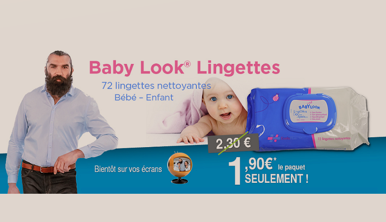 Achats Gagnants Baby Look Lingettes 72