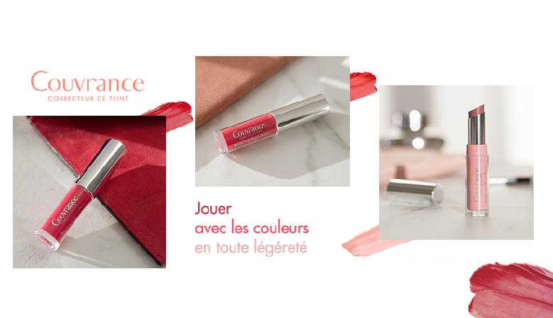 Avène Couvrance Baume embellisseur lèvres SPF 20 3 g